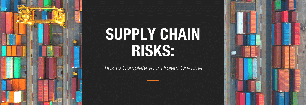Construction Supply Chain Risks
